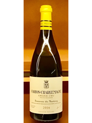 Wine BONNEAU DU MARTRAY CORTON-CHARLEMAGNE GRAND CRU 2016