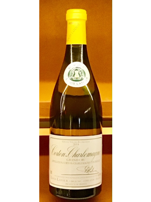 Wine MAISON LOUIS LATOUR CORTON-CHARLEMAGNE GRAND CRU 2014