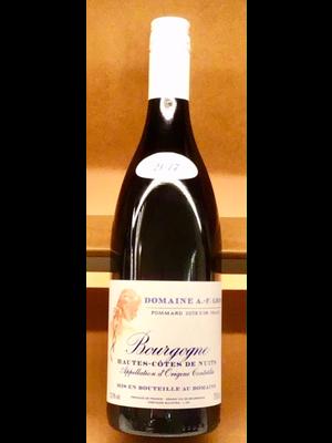 Wine DOMAINE A.-F. GROS BOURGOGNE HAUTES-COTES DE NUITS 2017