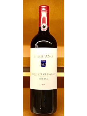 Wine BIBBIANO CHIANTI CLASSICO RISERVA 2014