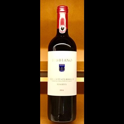 Wine BIBBIANO CHIANTI CLASSICO RISERVA 2014