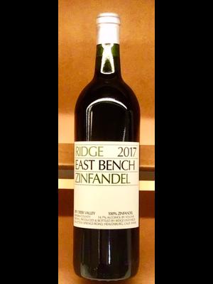 Wine RIDGE EAST BENCH DRY CREEK VALLEY ZINFANDEL 2018