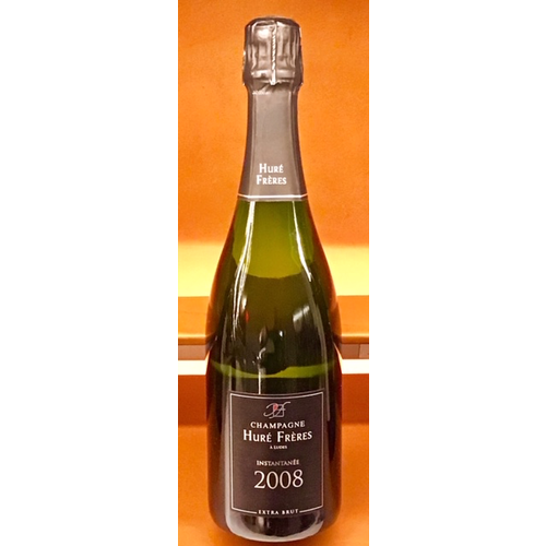 Sparkling HURE FRERES EXTRA BRUT 'INSTANTANEE' CHAMPAGNE 2008