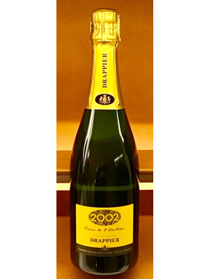 Wine DRAPPIER RESERVE DE L'OENOTHEQUE CHAMPAGNE 2002