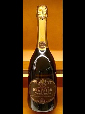 Sparkling DRAPPIER BRUT 'GRANDE SENDREE' CHAMPAGNE 1995