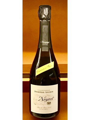 Sparkling DEMIERE-ANSIOT EXTRA BRUT BLANC DE BLANCS 'NEYROT' GRAND CRU CHAMPAGNE 2010