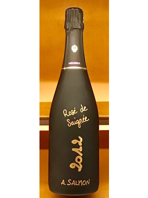Sparkling A. SALMON EXTRA BRUT ROSE DE SAIGNEE CHAMPAGNE 2012