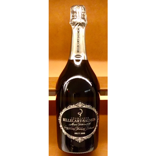 Sparkling BILLECART-SALMON CUVEE NICOLAS FRANCOIS BILLECART 2006 (GIFT BOX)