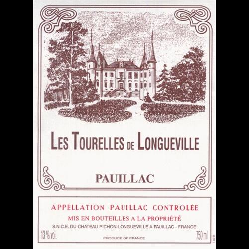 Wine LES TOURELLES DE LONGUEVILLE 2014