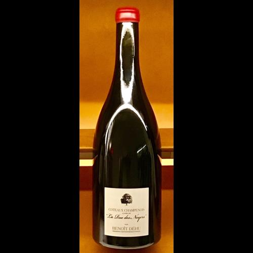 Wine BENOIT DEHU COTEAUX CHAMPENOIS ROUGE LA RUE DES NOYERS 2014