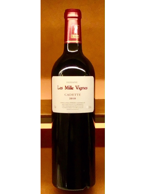 Wine DOMAINE LES MILLE VIGNES FITOU 'CADETTE' 2010