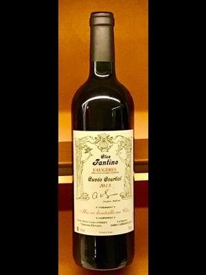 "Wine CLOS FANTINE ""CUVEE COURTIOL"" FAUGERES 2013"