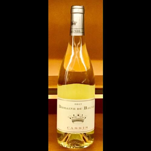 Wine DOMAINE DU BAGNOL CASSIS BLANC 2017