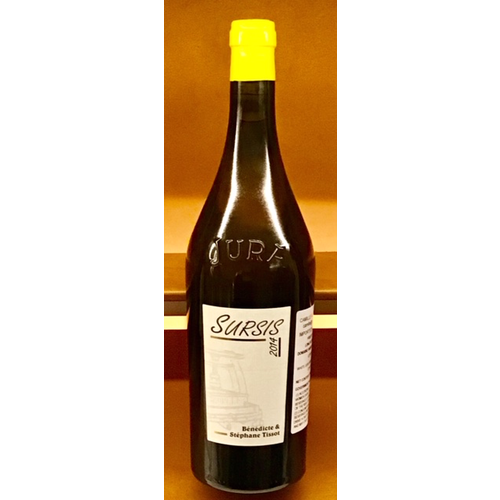 Wine BENEDICTE & STEPHANIE TISSOT CHARDONNAY 'SURSIS' 2014
