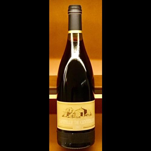 Wine CAPITELLE DE CENTEILLES MINERVOIS 1992