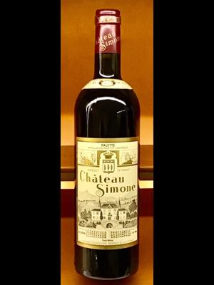 Wine CH SIMONE PALETTE ROUGE 2011