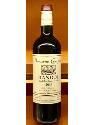 Wine DOMAINE TEMPIER BANDOL 'LA MIGOUA' 2014
