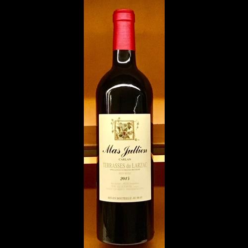 Wine MAS JULLIEN TERRASSES DU LARZAC CARLAN 2015