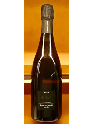 Sparkling VOUETTE ET SORBEE EXTRA BRUT EXTRAIT CHAMPAGNE 2006