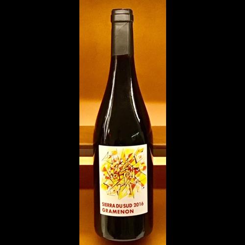 Wine DOMAINE GRAMENON COTES DU RHONE 'SIERRA DU SUD' 2016