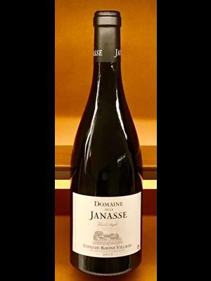 Wine DOMAINE DE LA JANASSE COTES DU RHONE VILLAGE 'TERRE D'ARGILE' 2013