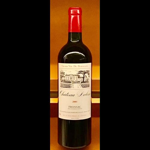Wine CHATEAU DALEM FRONSAC 2001