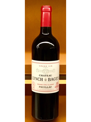 Wine CHATEAU LYNCH BAGES 5TH EME GRAND CRU CLASSE 2014