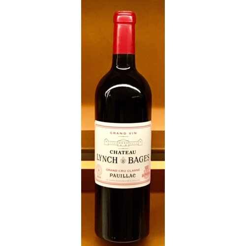 Wine CH LYNCH BAGES 2014