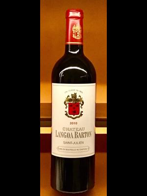 Wine CHATEAU LANGOA BARTON 3EME GRAND CRU CLASSE 2010