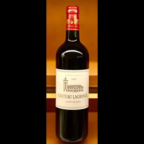 Wine CHATEAU LAGRANGE 3ERE GRAND CRU CLASSE 2009