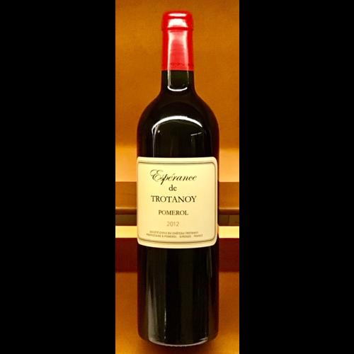 "Wine CHATEAU TROTANOY ""ESPERANCE DE TROTANOY"" 2012"