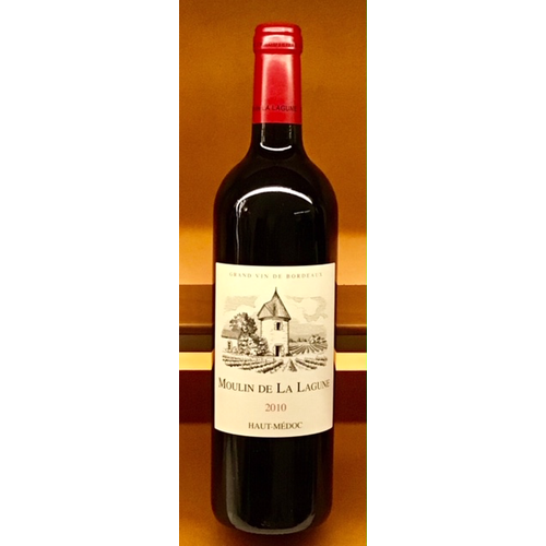 Wine MOULIN DE LA LAGUNE HAUT-MEDOC 2010