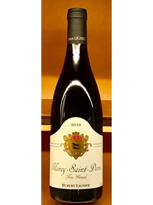 Wine DOMAINE HUBERT LIGNIER MOREY-SAINT-DENIS 'TRES GIRARD' 2016