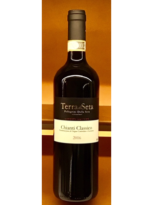 Wine TERRA DI SETA CHIANTI CLASSICO 2016
