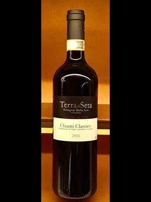 Wine TERRA DI SETA CHIANTI CLASSICO 2019