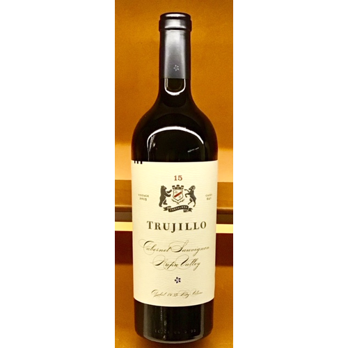 Wine TRUJILLO CABERNET SAUVIGNON 2015