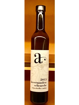 Wine WINZERKELLER ANDAU BEERENAUSLESE 2015