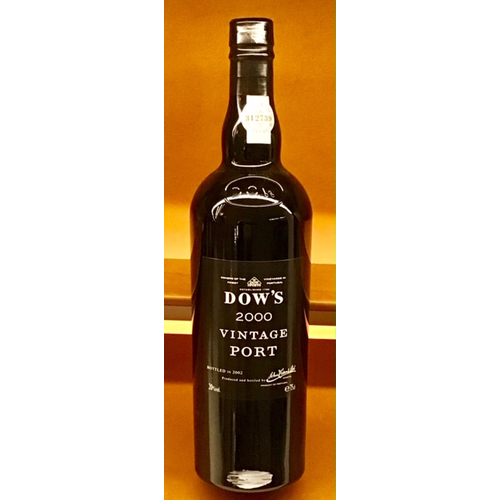 Wine DOWS VINTAGE PORT 2000