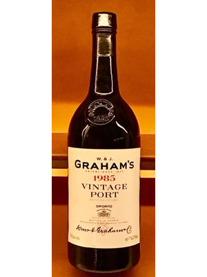 Wine GRAHAM'S VINTAGE PORT 1985