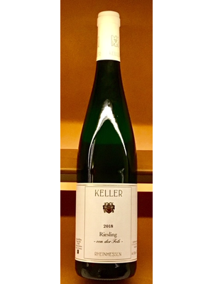 Wine WEINGUT KELLER RIESLING 'VON DER FELS' 2018
