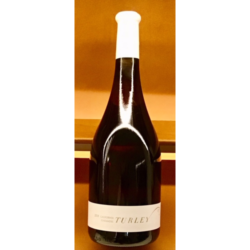 Wine TURLEY WHITE ZINFADEL 2018