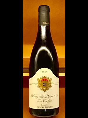 Wine DOMAINE HUBERT LIGNIER 'LES CHAFFOTS' 1ER CRU MOREY-SAINT-DENIS 2016
