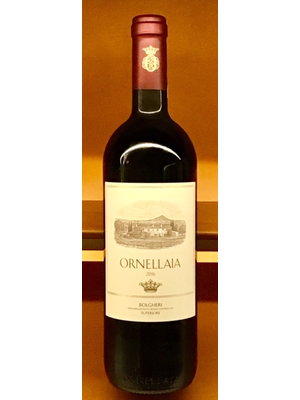 Wine ORNELLAIA 2016
