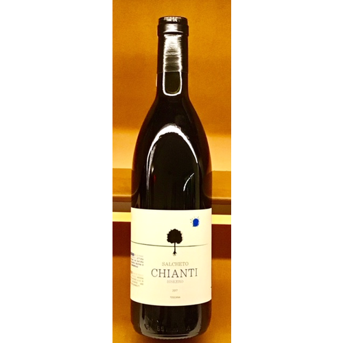 "Wine SALCHETO ""BISKERO"" CHIANTI 2017"