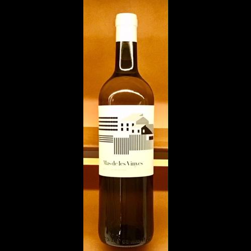 Wine MAS DE LES VINYES BLANC 2017