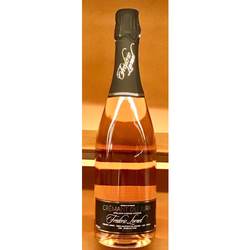 Wine DOMAINE FREDERIC LORNET CREMANT DU JURA ROSE NV