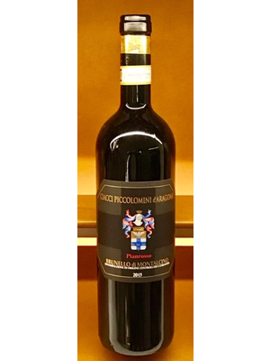 Wine CIACCI PICCOLOMINI D'ARAGONA BRUNELLO DI MONTALCINO 'PIANROSSO' 2013