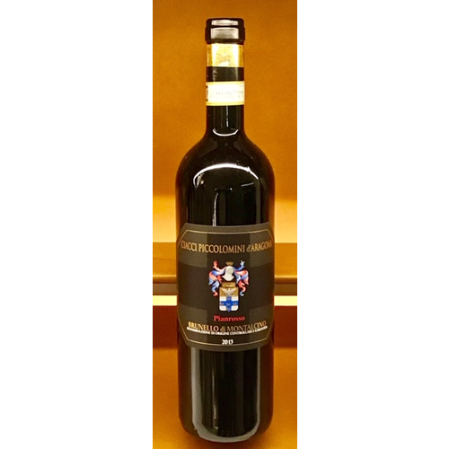 "Wine CIACCI PICCOLOMINI D'ARAGONA BRUNELLO DI MONTALCINO ""PIANROSSO"" 2013 5L"