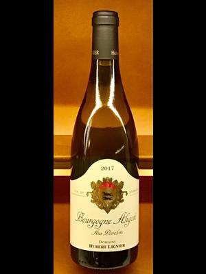Wine HUBERT LIGNIER BOURGOGNE ALIGOTE 2017