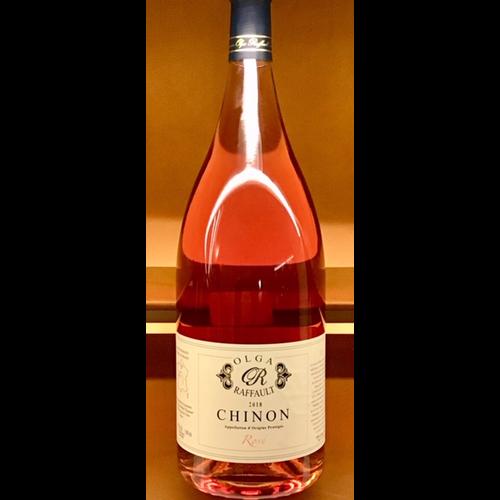 Wine OLGA RAFFAULT CHINON ROSE 2018 1.5L